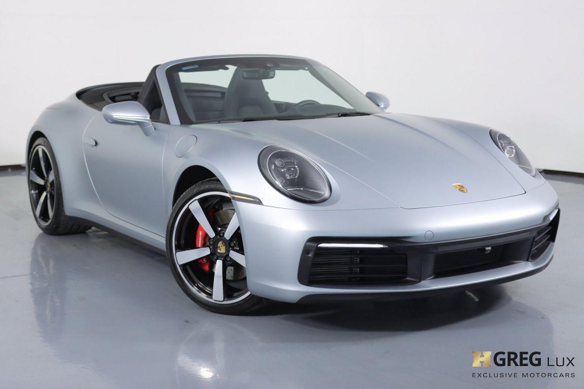 2021 Porsche 911 Carrera S #0