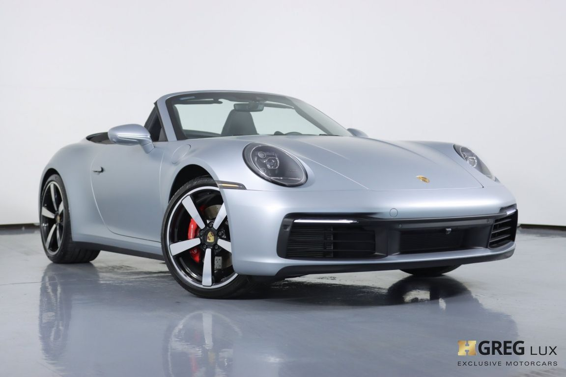 2021 Porsche 911 Carrera S #28