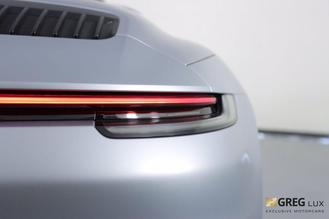 2021 Porsche 911 Carrera S #19
