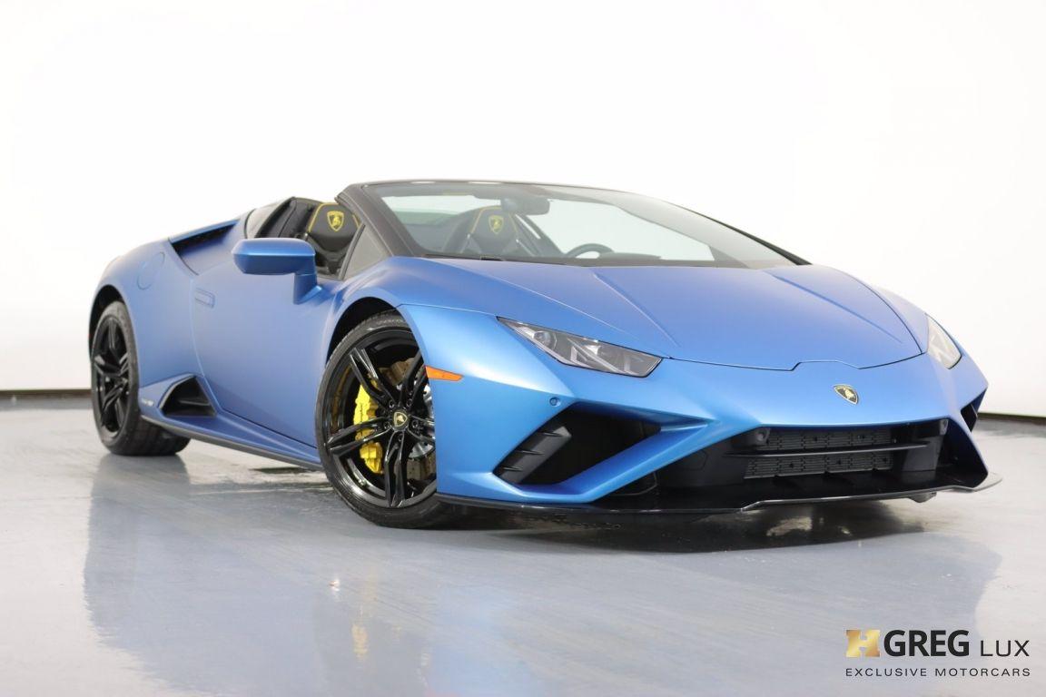 2020 Lamborghini Huracan EVO  #28