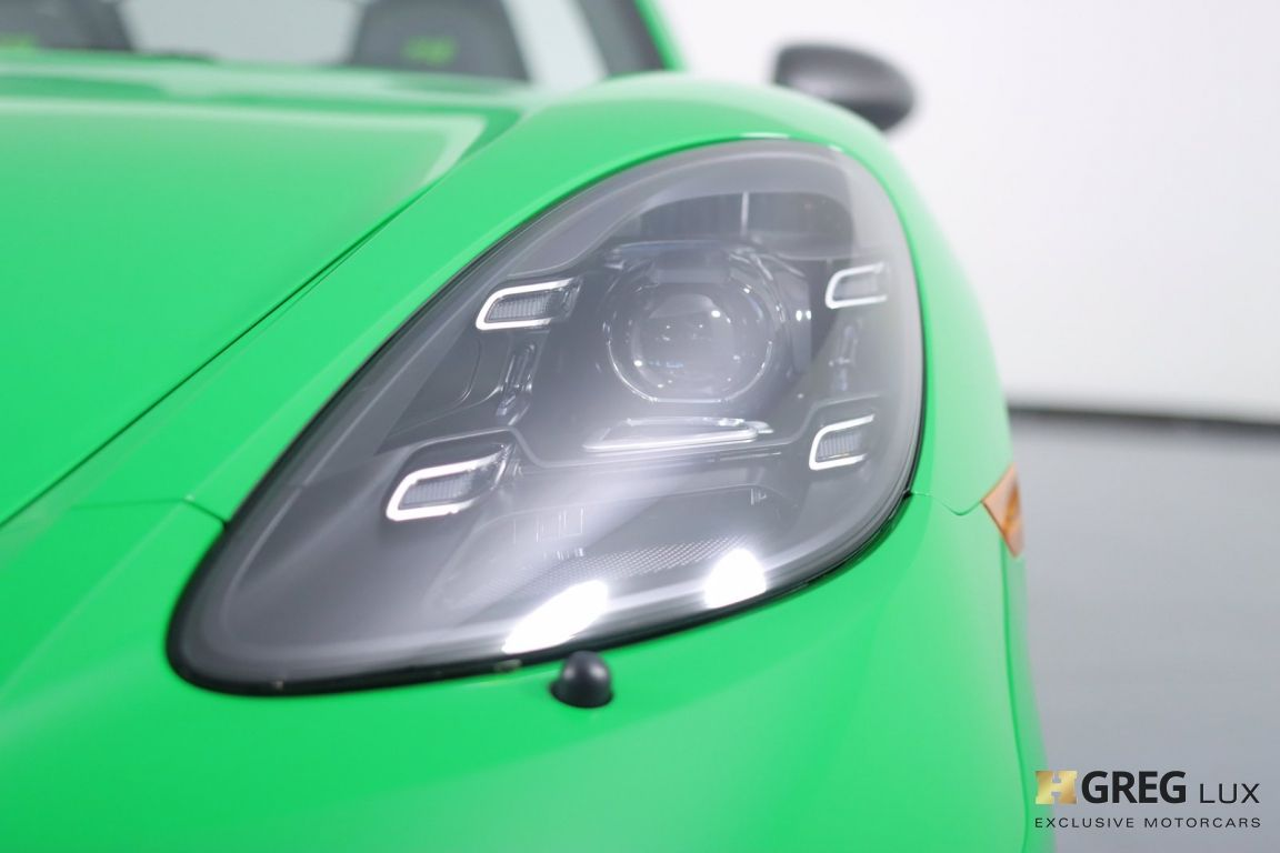 2021 Porsche 718 Boxster T #5
