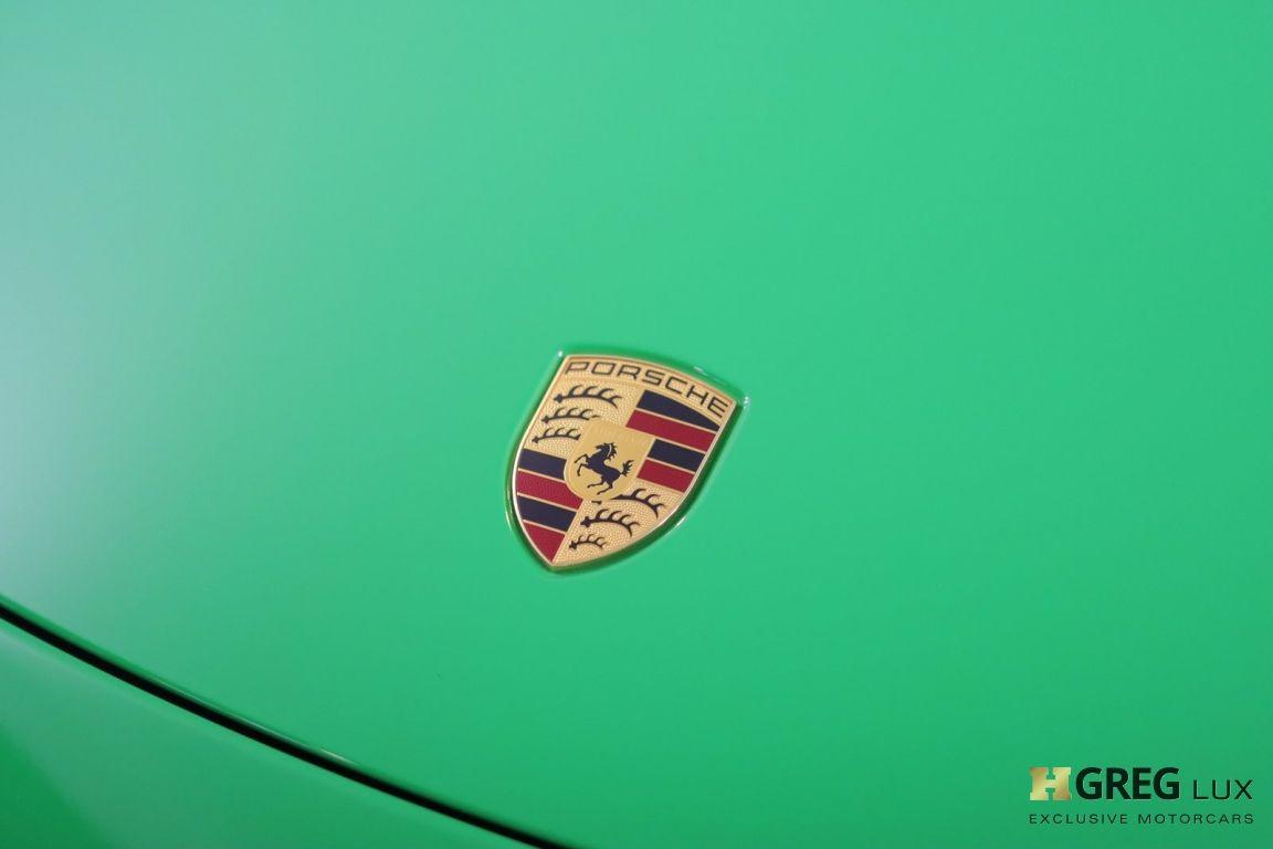 2021 Porsche 718 Boxster T #6