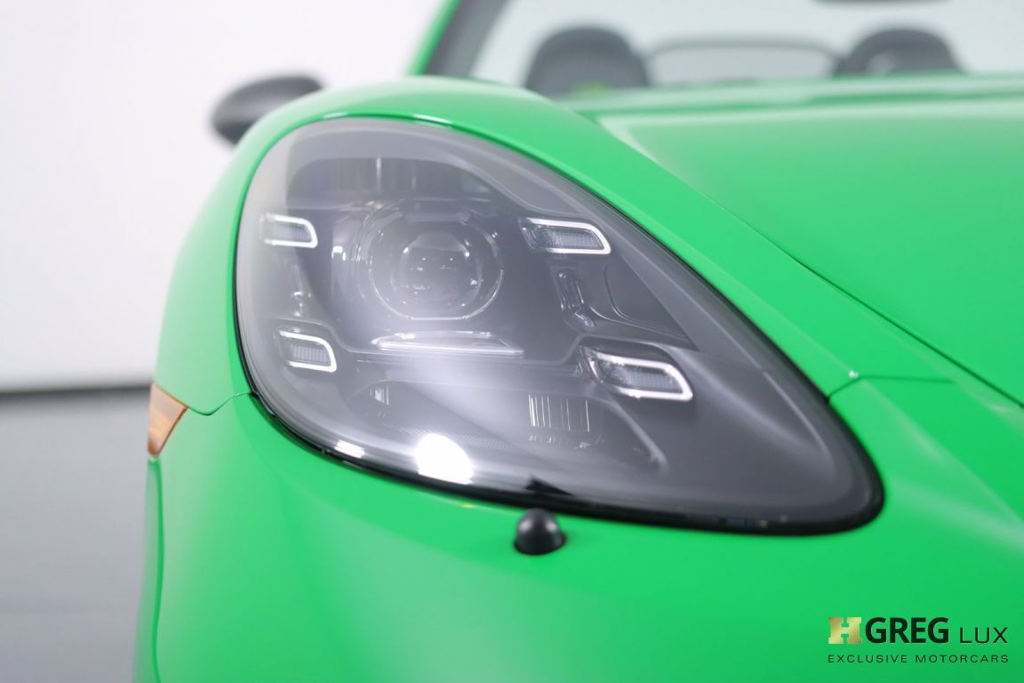 2021 Porsche 718 Boxster T #4