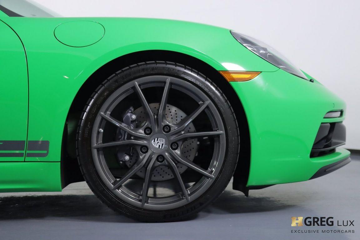 2021 Porsche 718 Boxster T #11