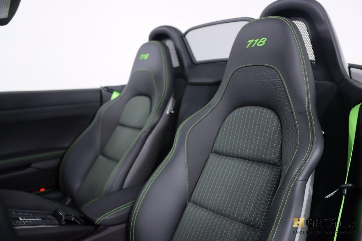 2021 Porsche 718 Boxster T #27