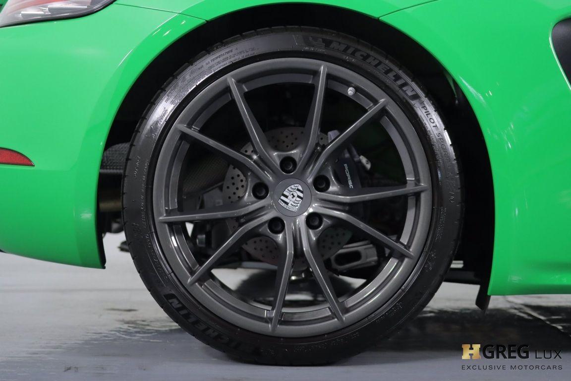 2021 Porsche 718 Boxster T #14