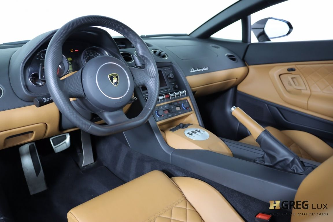 2014 Lamborghini Gallardo LP550-2 #1