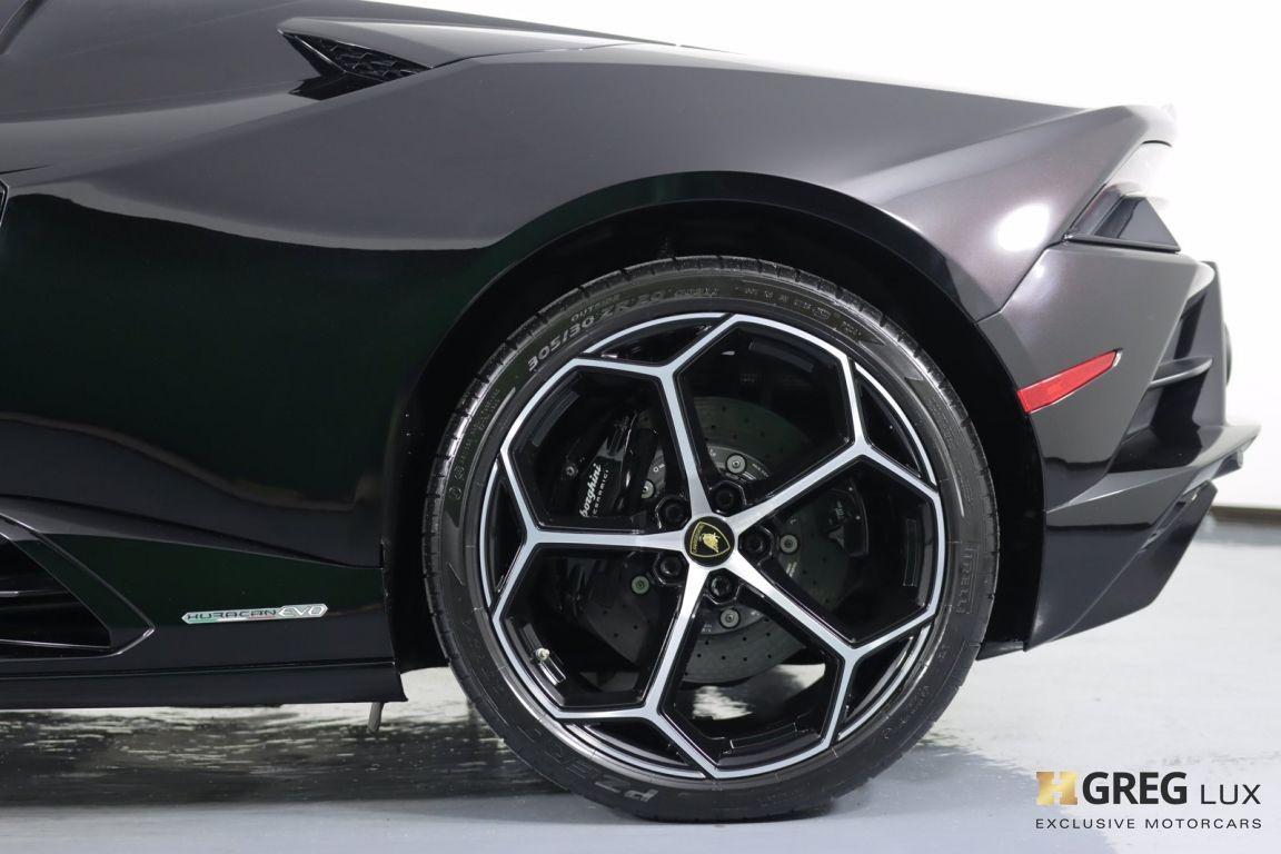 2020 Lamborghini Huracan EVO  #25