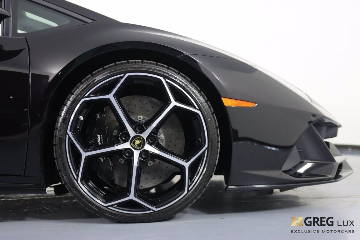 2020 Lamborghini Huracan EVO  #12