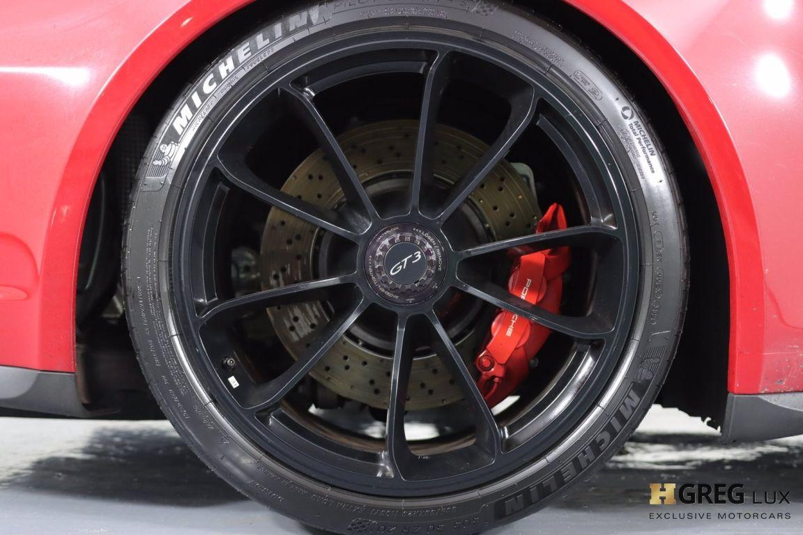 2018 Porsche 911 GT3 #14
