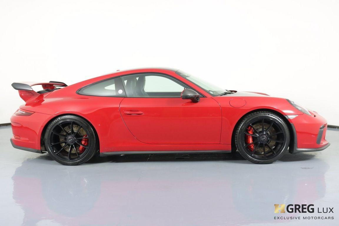 2018 Porsche 911 GT3 #10