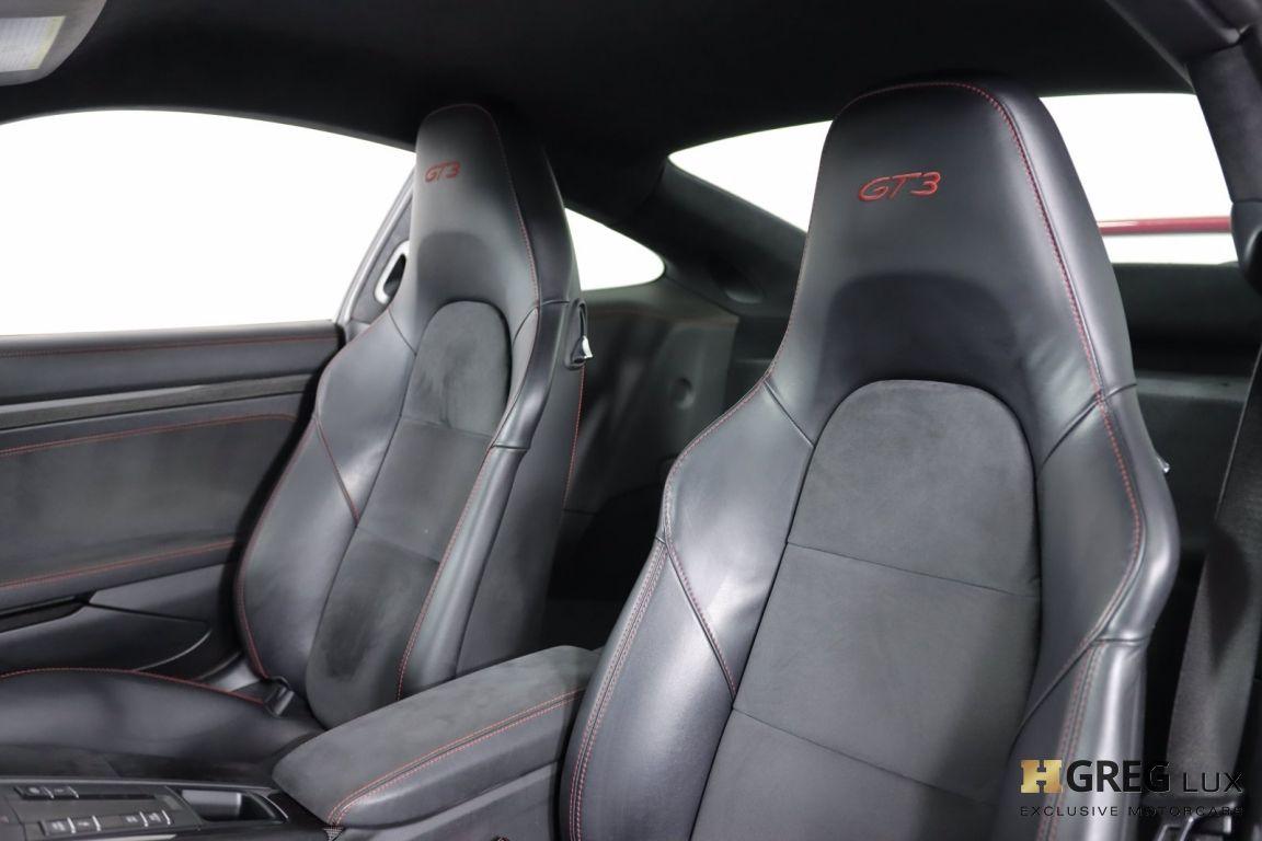 2018 Porsche 911 GT3 #2