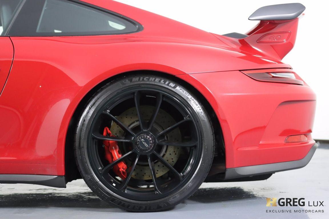 2018 Porsche 911 GT3 #24