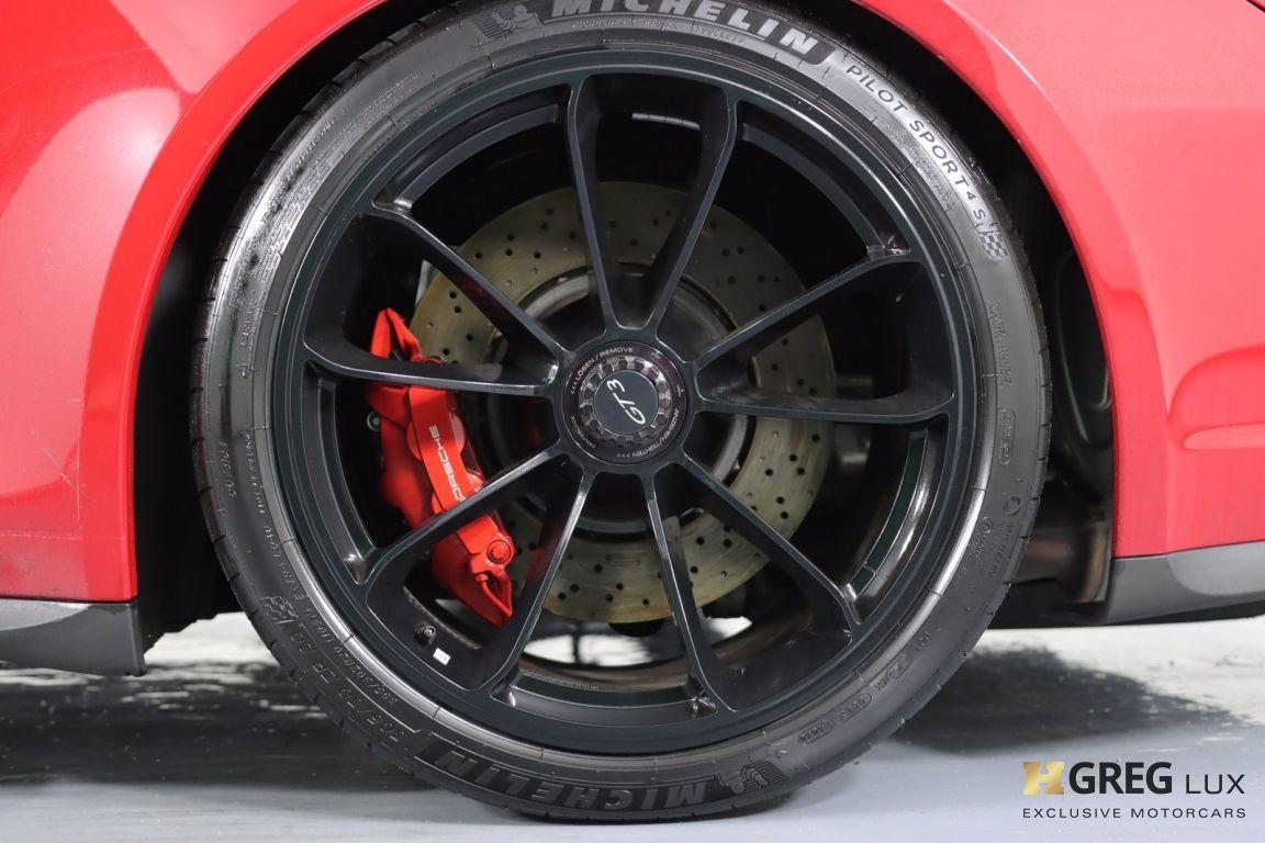 2018 Porsche 911 GT3 #25