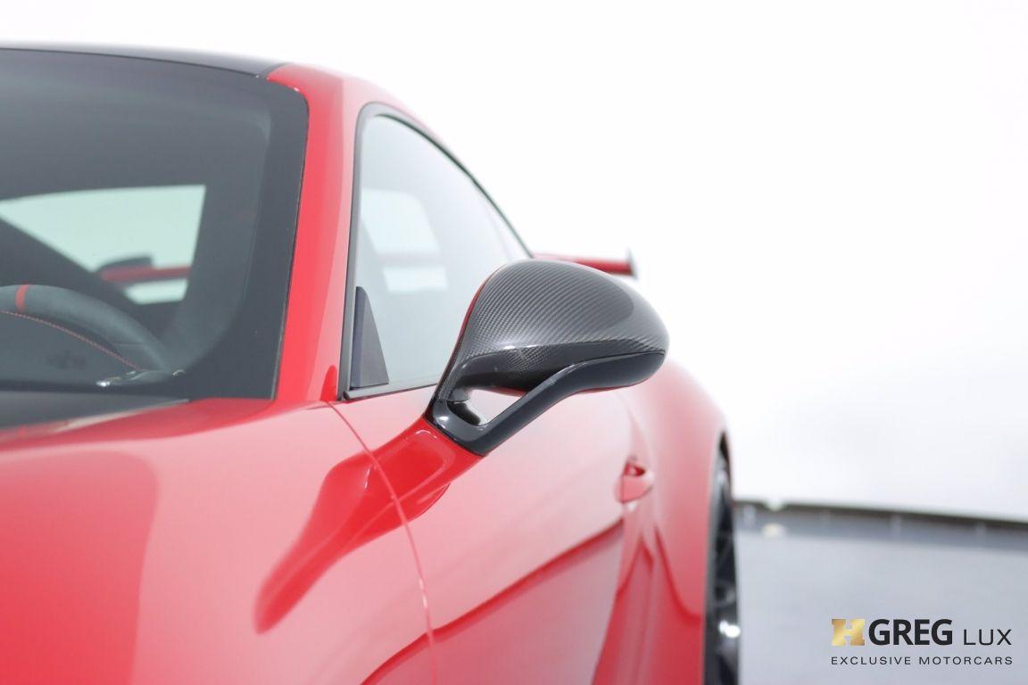 2018 Porsche 911 GT3 #8