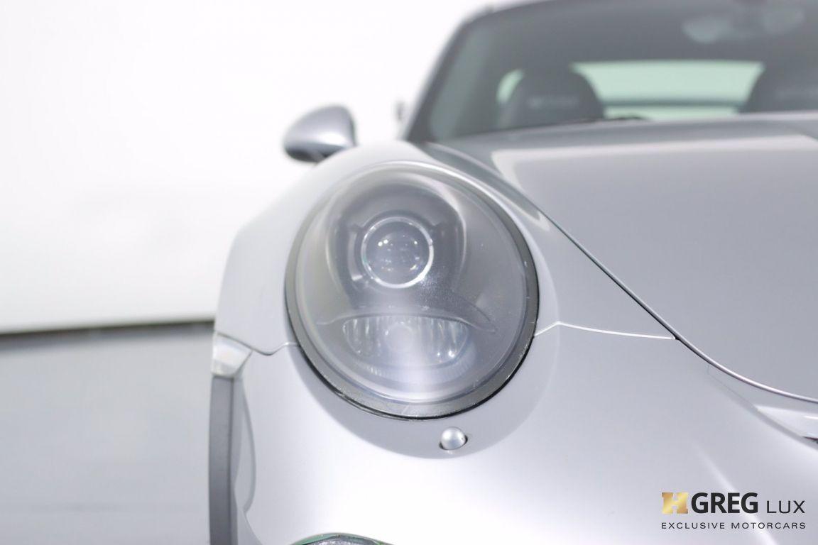 2016 Porsche 911 GT3 RS #4