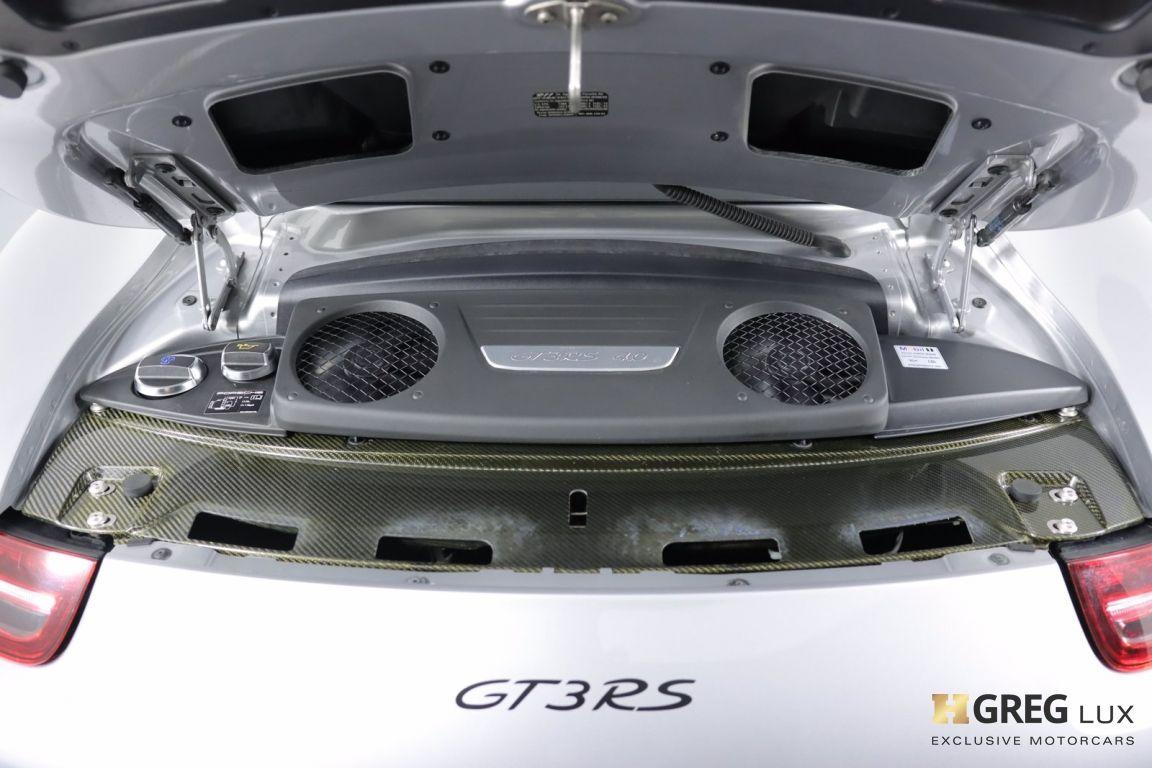 2016 Porsche 911 GT3 RS #44