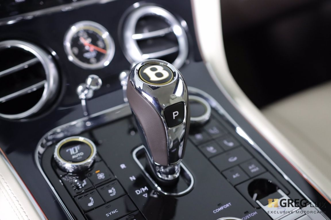 2020 Bentley Continental GT V8 First Edition #42