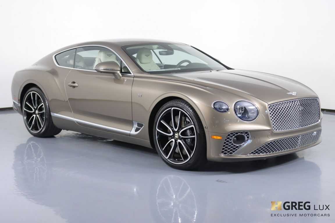 2020 Bentley Continental GT V8 First Edition #9