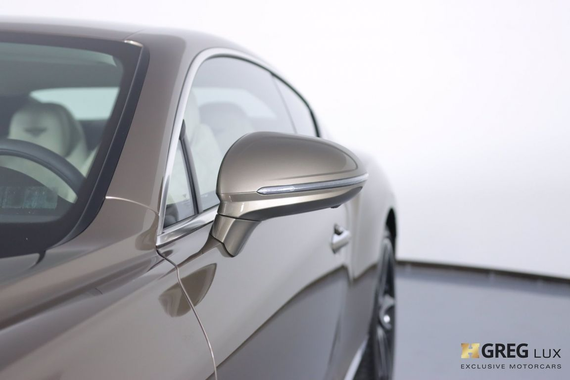 2020 Bentley Continental GT V8 First Edition #8