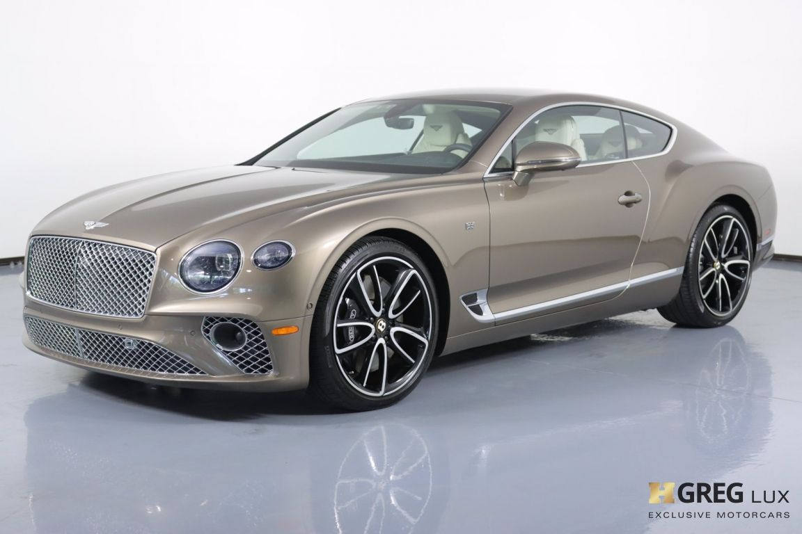 2020 Bentley Continental GT V8 First Edition #26