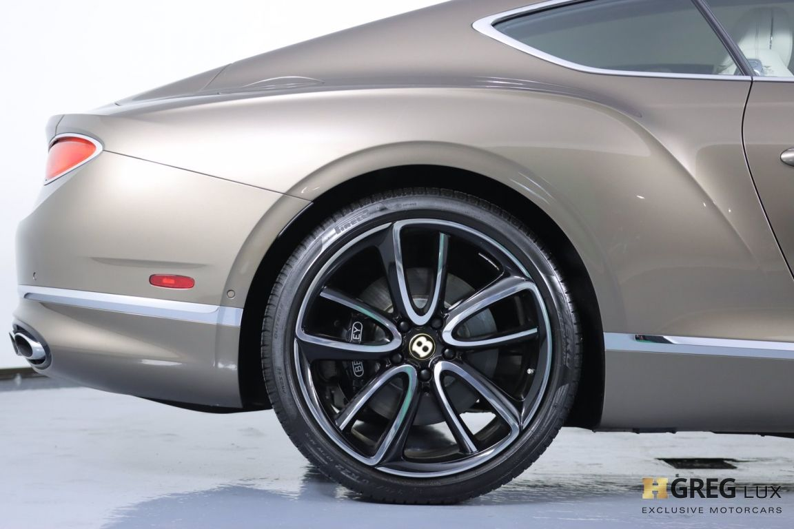 2020 Bentley Continental GT V8 First Edition #13