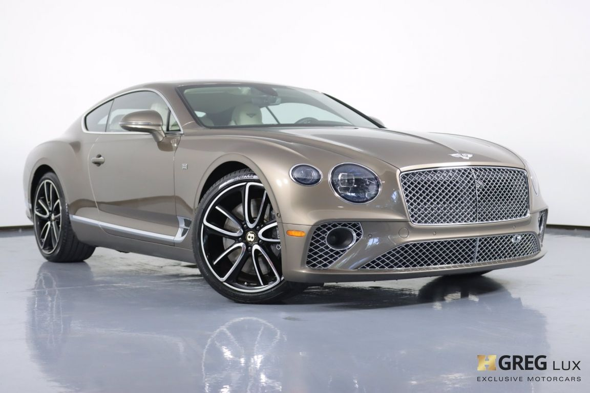 2020 Bentley Continental GT V8 First Edition #27