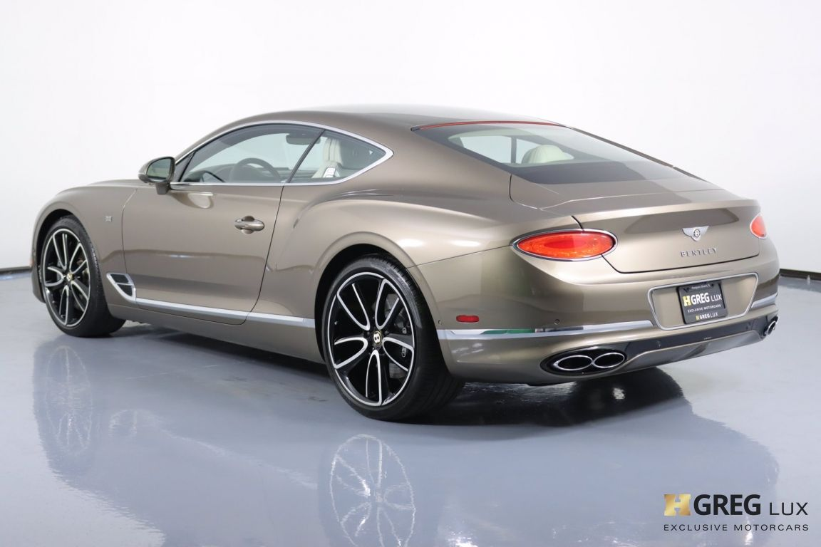 2020 Bentley Continental GT V8 First Edition #20