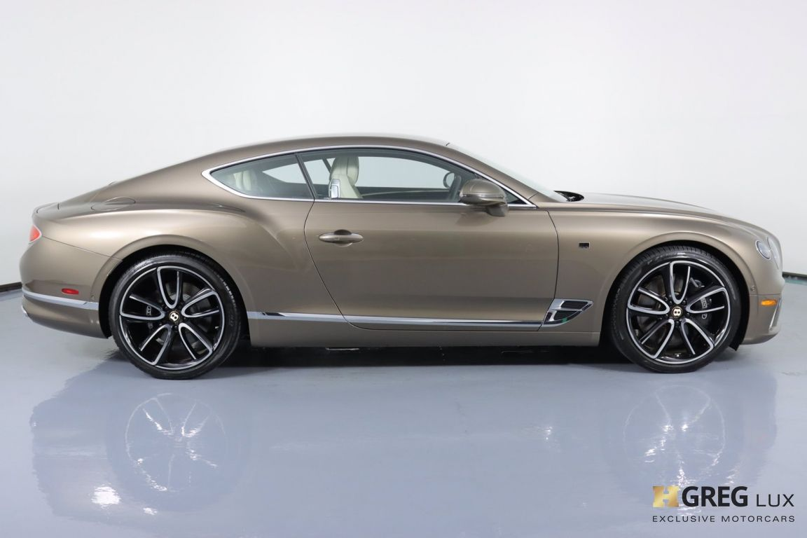2020 Bentley Continental GT V8 First Edition #10