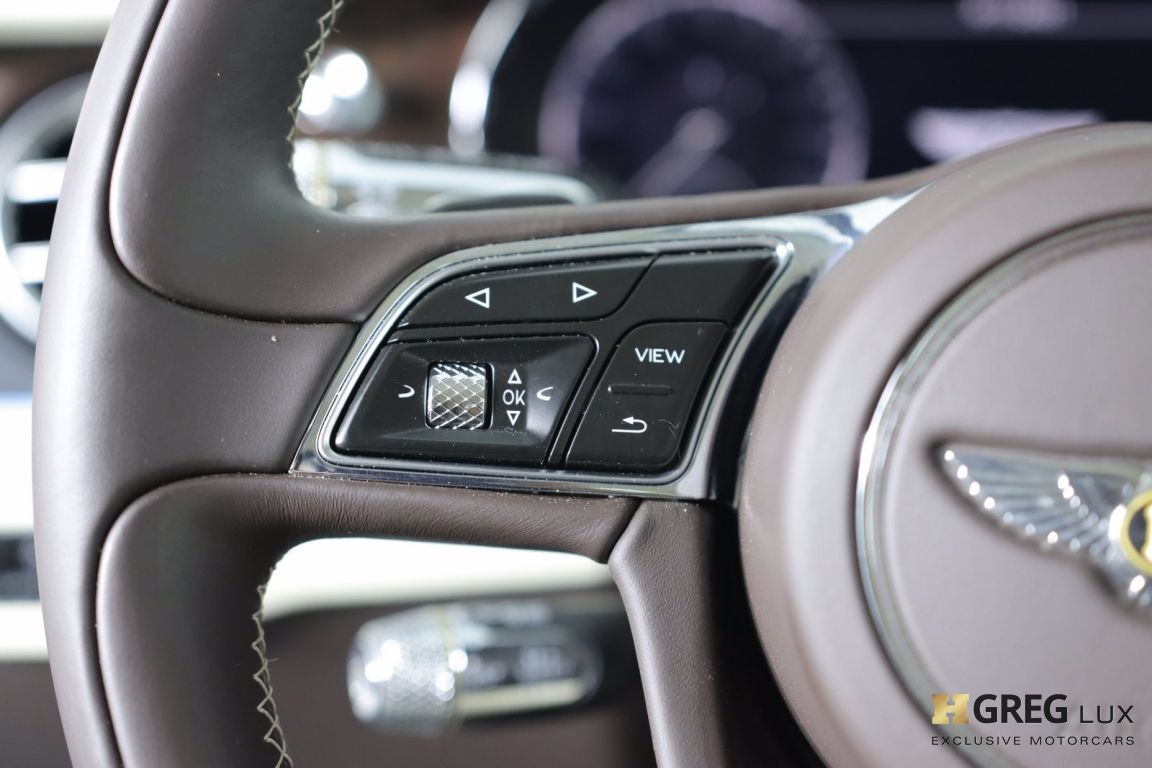 2020 Bentley Continental GT V8 First Edition #46