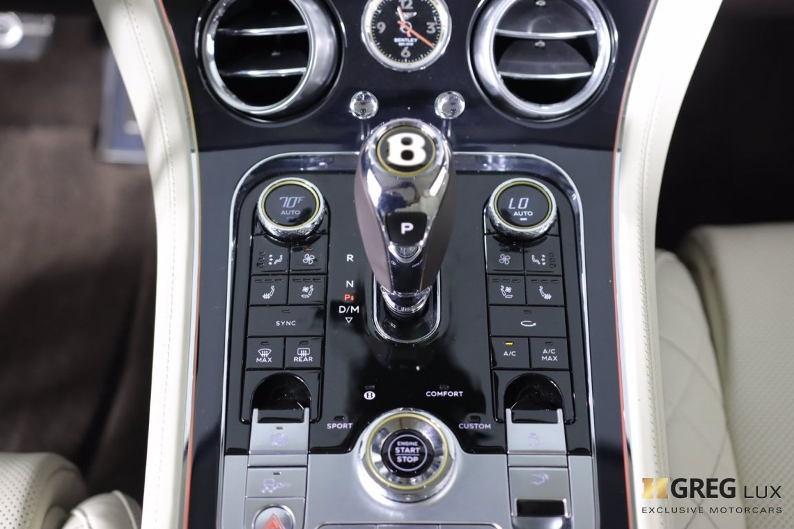 2020 Bentley Continental GT V8 First Edition #41