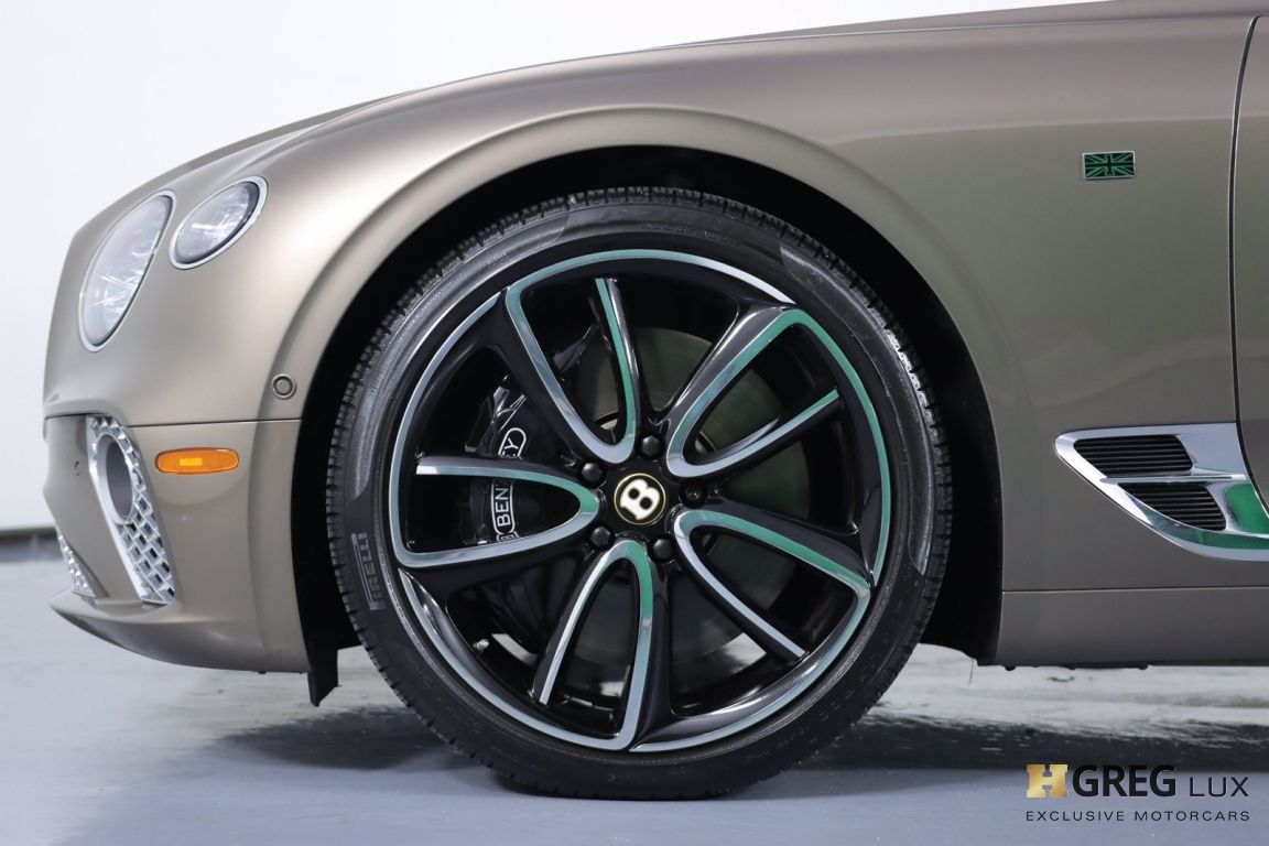2020 Bentley Continental GT V8 First Edition #22