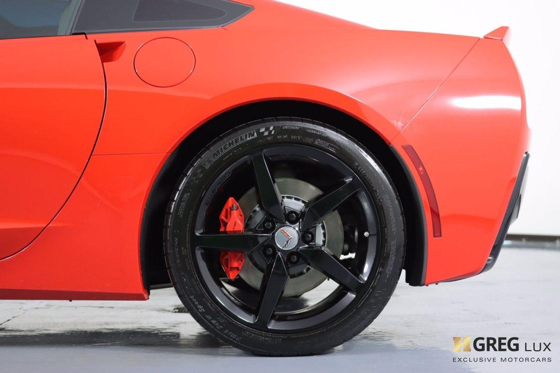 2015 Chevrolet Corvette 1LT #24