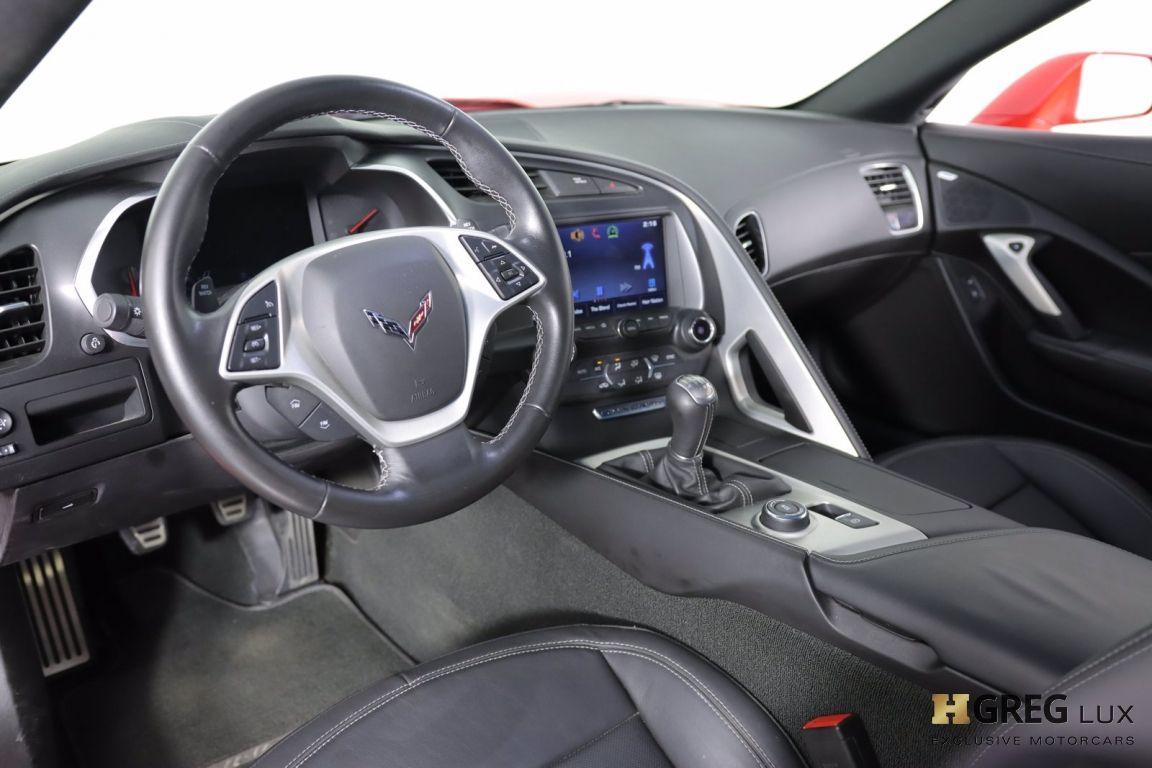 2015 Chevrolet Corvette 1LT #1