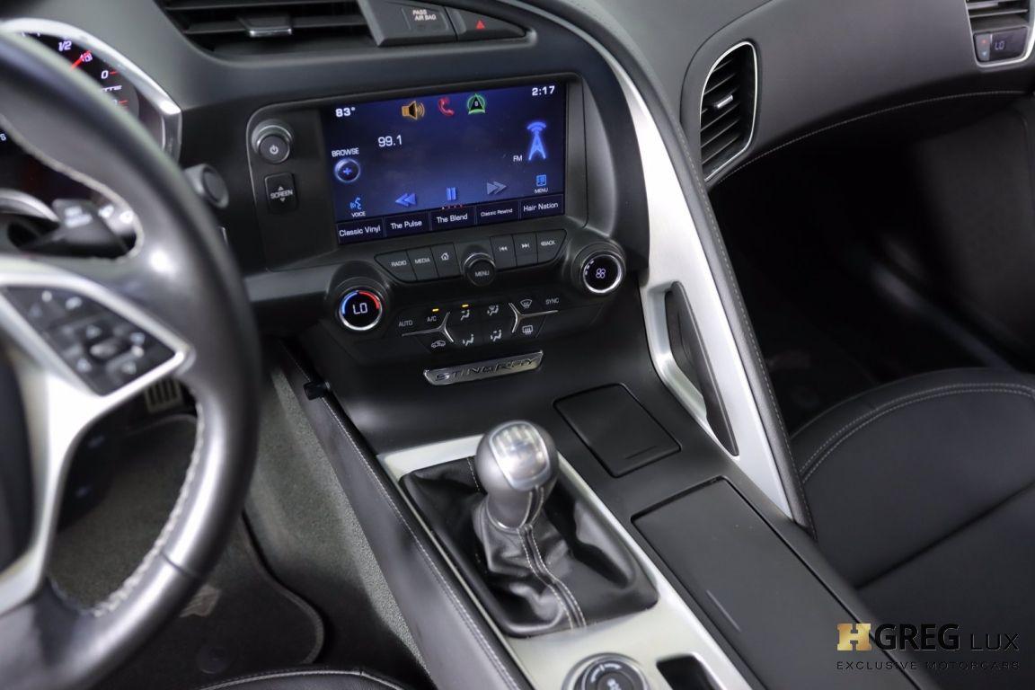 2015 Chevrolet Corvette 1LT #34