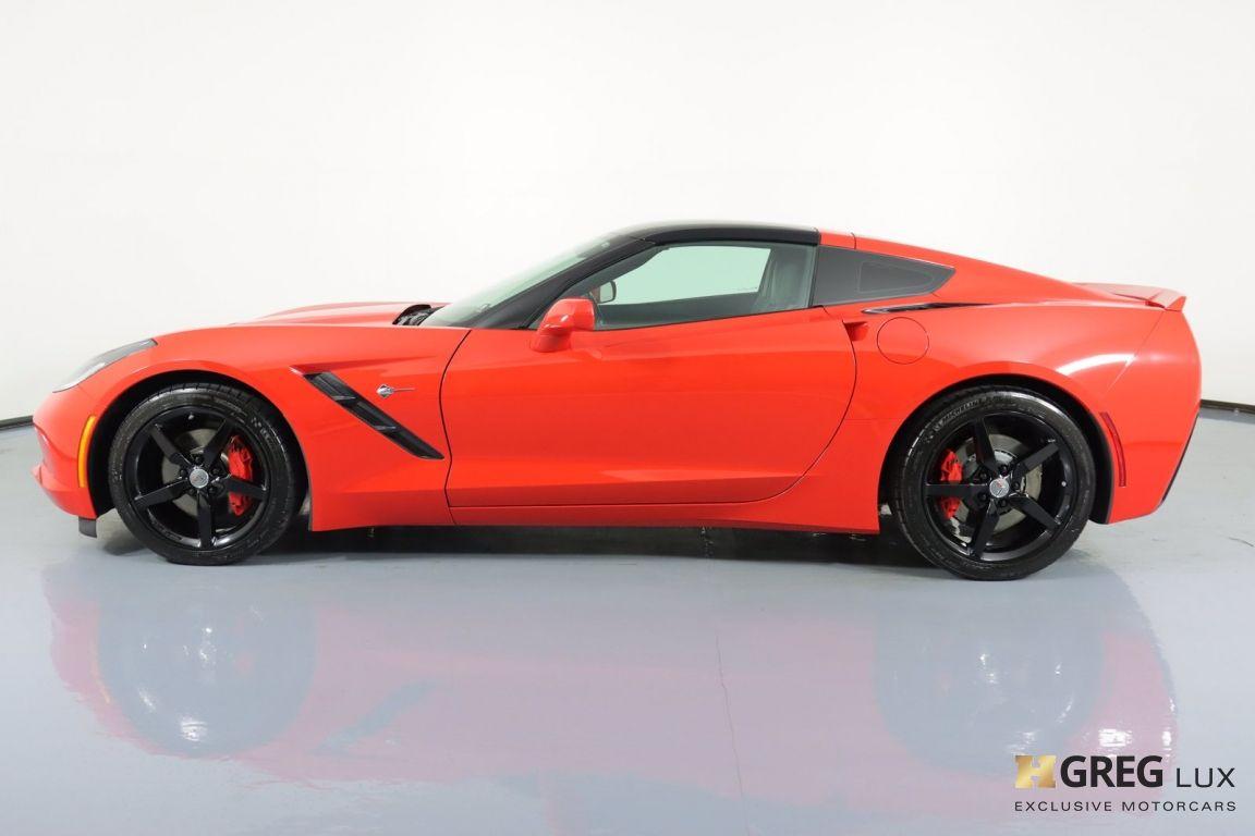 2015 Chevrolet Corvette 1LT #21