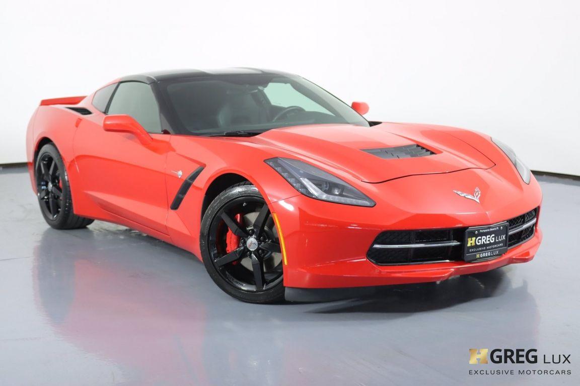 2015 Chevrolet Corvette 1LT #0