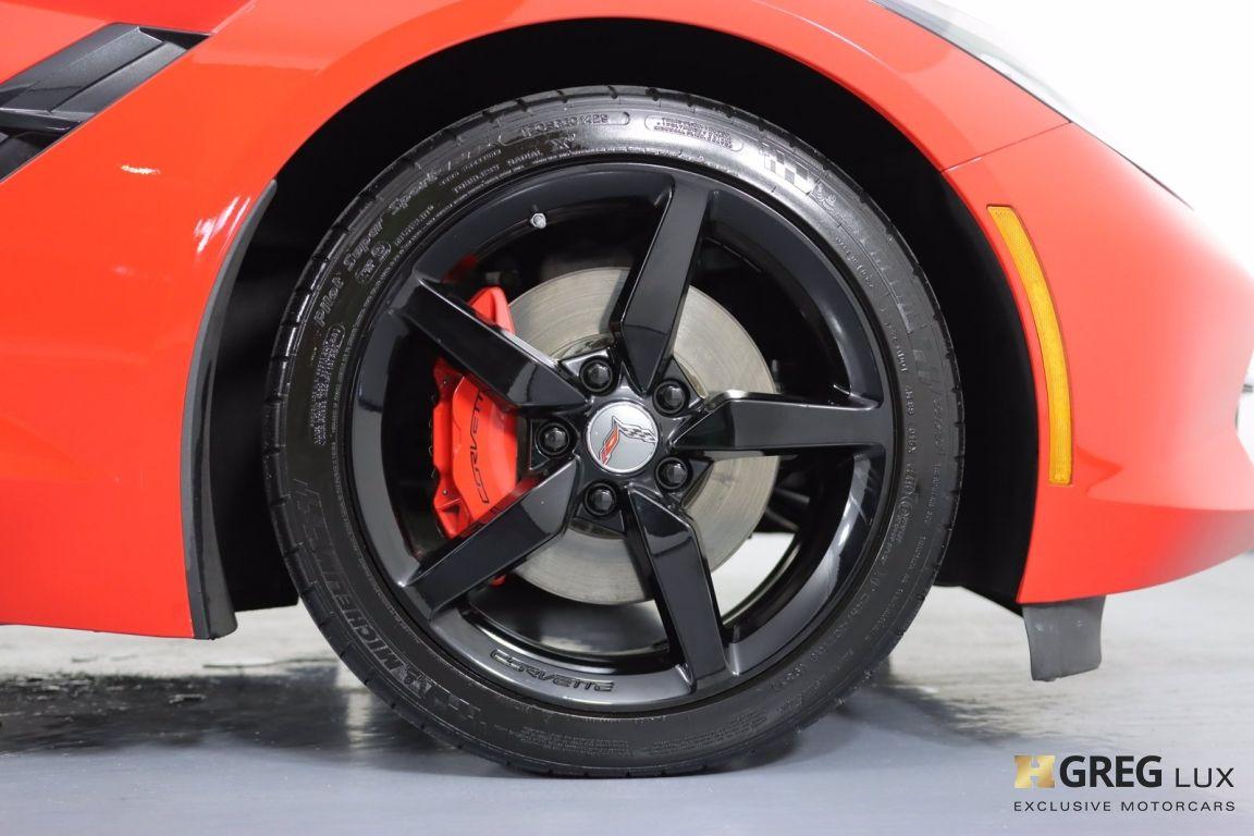 2015 Chevrolet Corvette 1LT #12