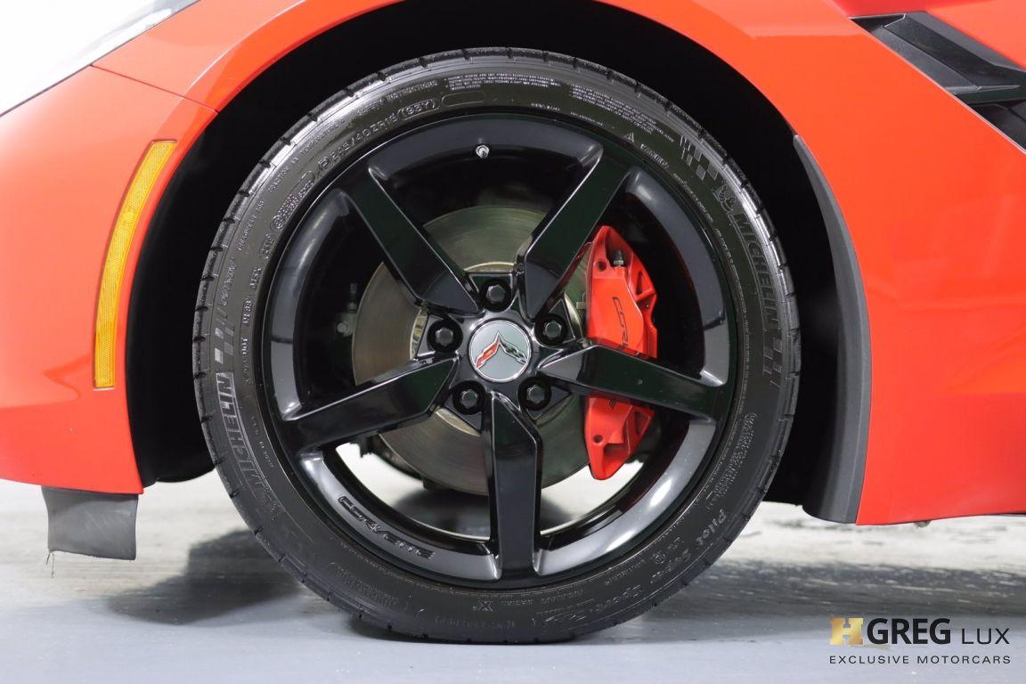 2015 Chevrolet Corvette 1LT #23