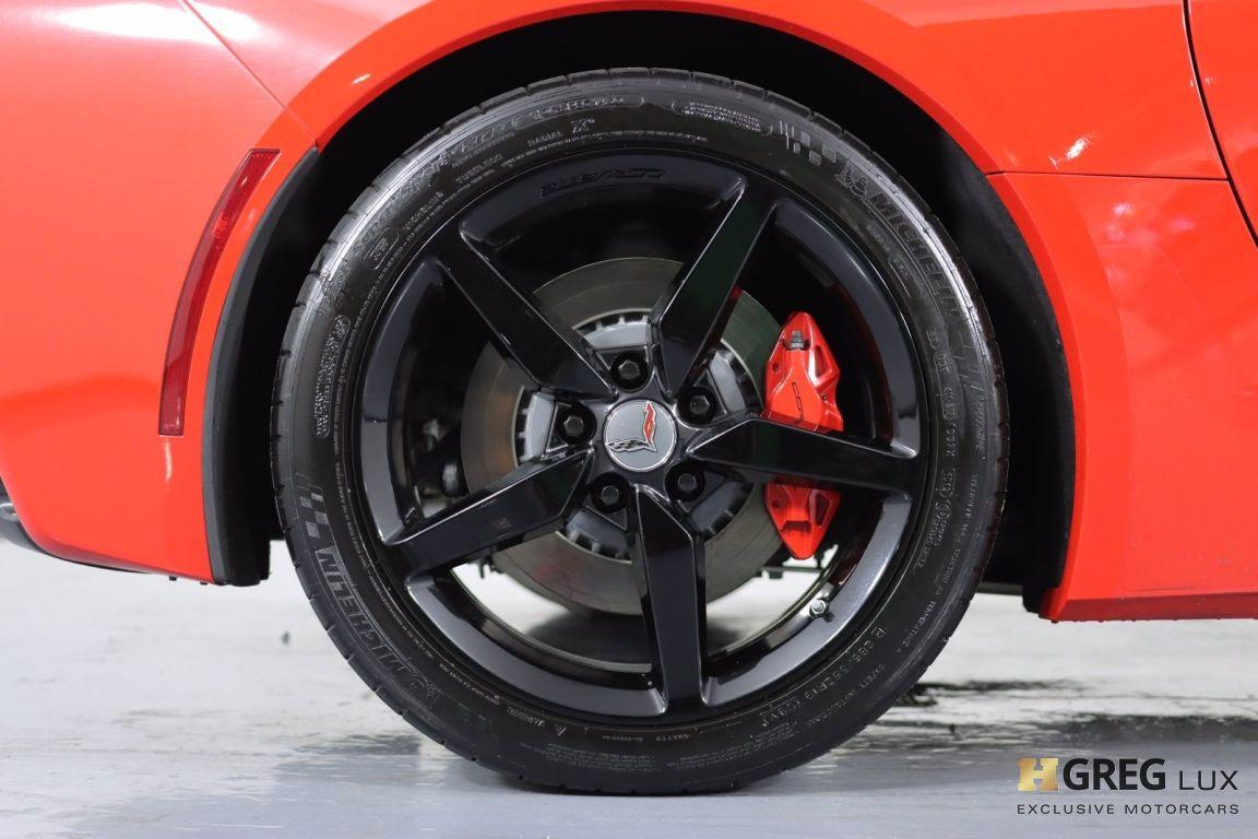 2015 Chevrolet Corvette 1LT #14