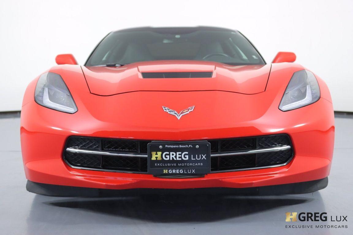 2015 Chevrolet Corvette 1LT #3