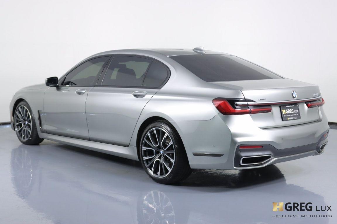 2020 BMW 7 Series 750i xDrive #19