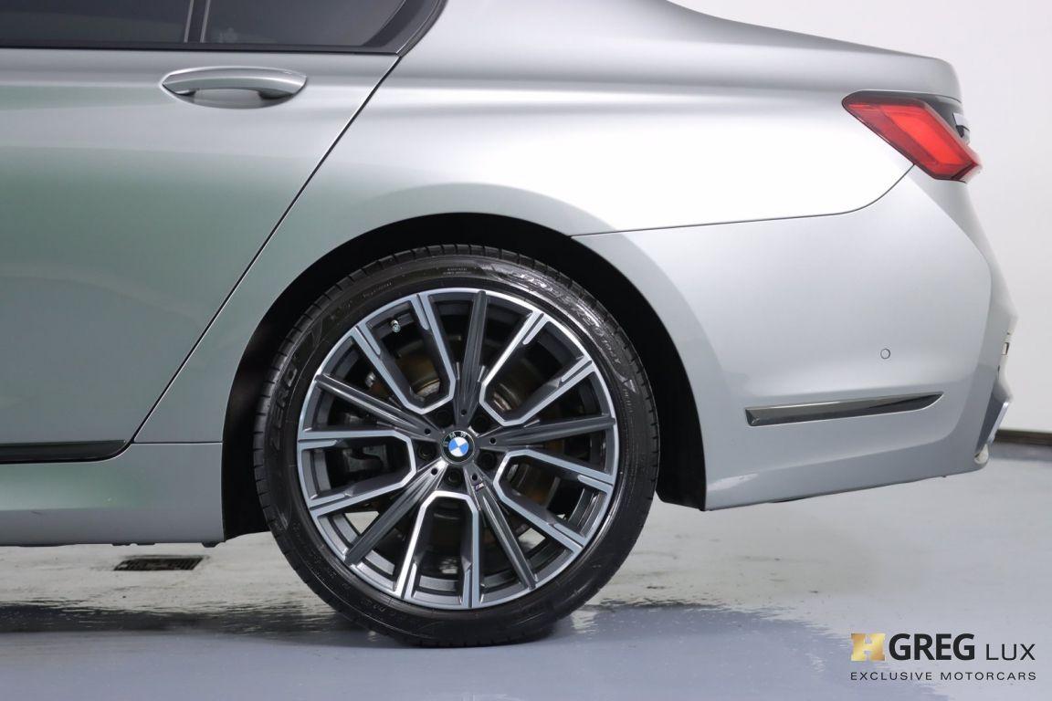 2020 BMW 7 Series 750i xDrive #23