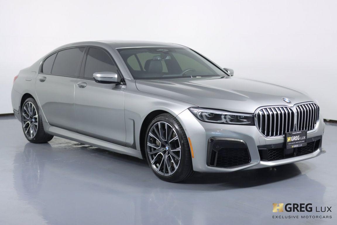 2020 BMW 7 Series 750i xDrive #9
