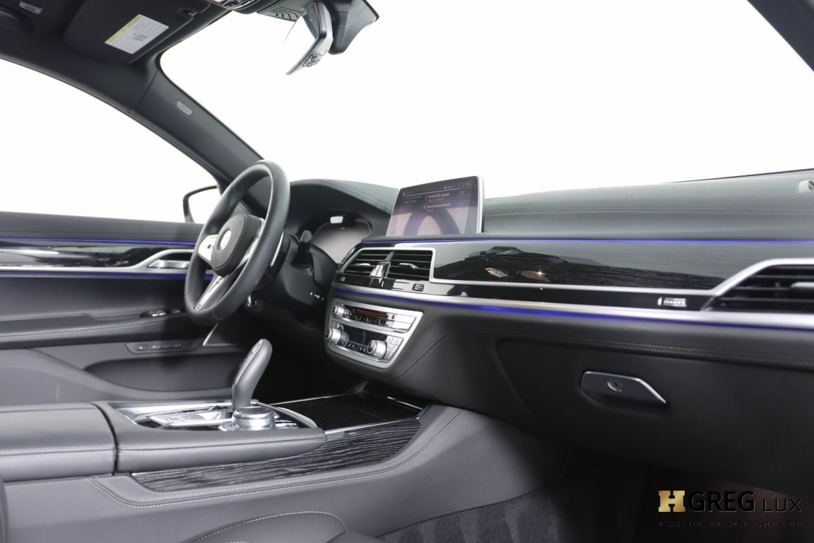 2020 BMW 7 Series 750i xDrive #27