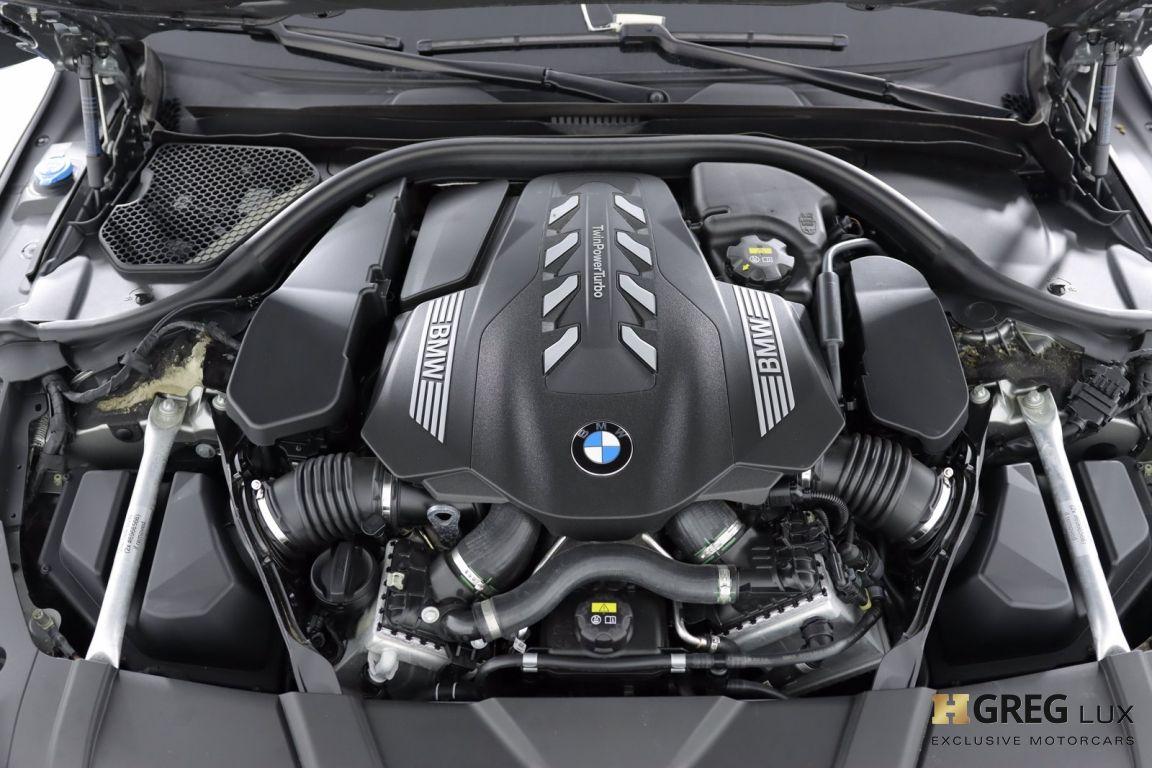 2020 BMW 7 Series 750i xDrive #54