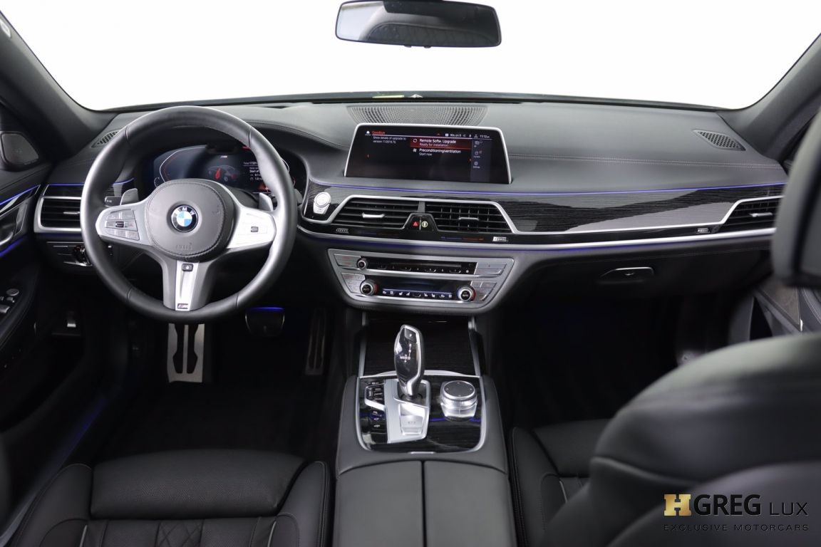 2020 BMW 7 Series 750i xDrive #52