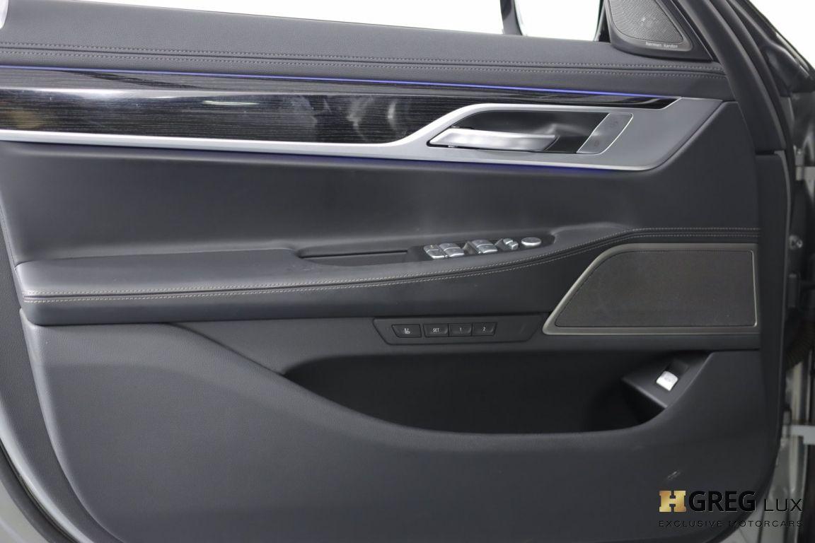 2020 BMW 7 Series 750i xDrive #35