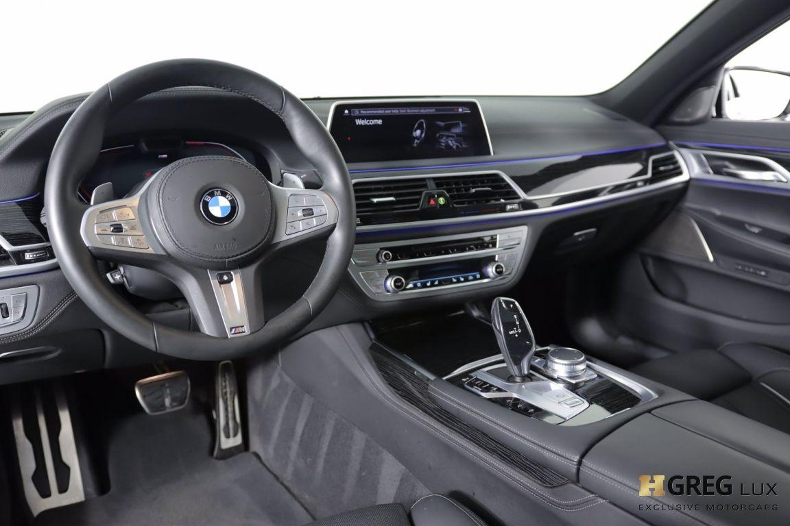 2020 BMW 7 Series 750i xDrive #1