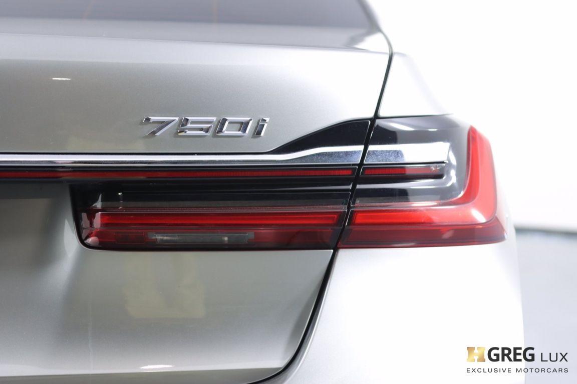 2020 BMW 7 Series 750i xDrive #18